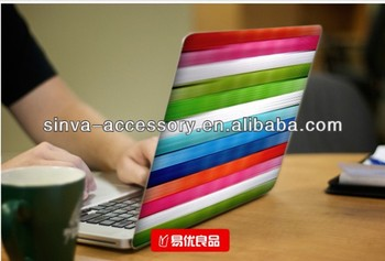 Manufactory laptop screen skin laotop skin cover for Toshiba_a601