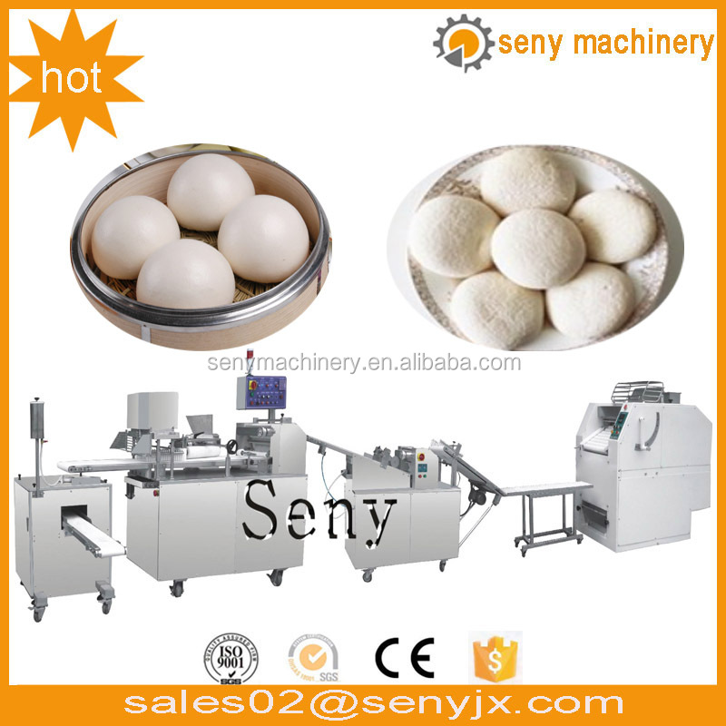 new production Automatic filled bun making machine with hot sale