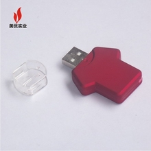 Top selling cheapest usb 2.0 interface type OEM pvc T shirt shape key chain usb flash drives with logo
