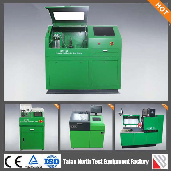 BF1166 common rail test bench diesel injector test equipment