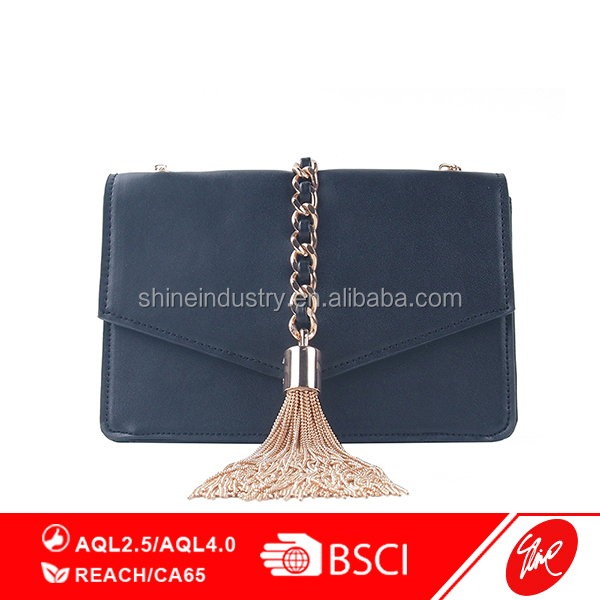 The Latest Fashion PU Leather Shoulder Bags For Ladies
