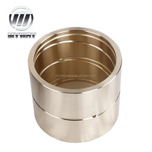 500# Oilless Bronze Sliding Self Lubricating Bearing Bushing