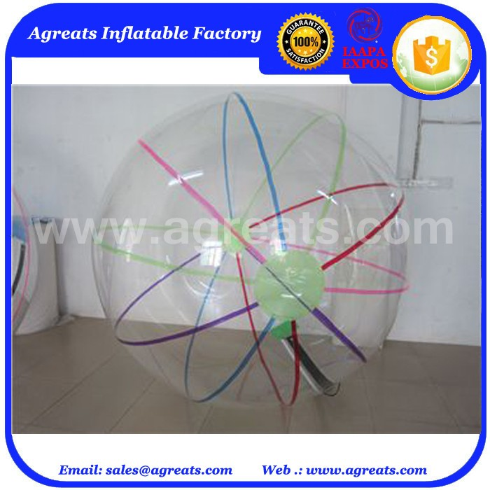inflatable aqua water balls giant water balls with high quality GW7569