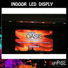 Latest Invention Hd Advertising P4 P5 P6 Full Color Indoor Led Display Super Easy Connection Installation P4 Indoor Led Display/
