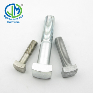 Round square head bolt nut making machine price