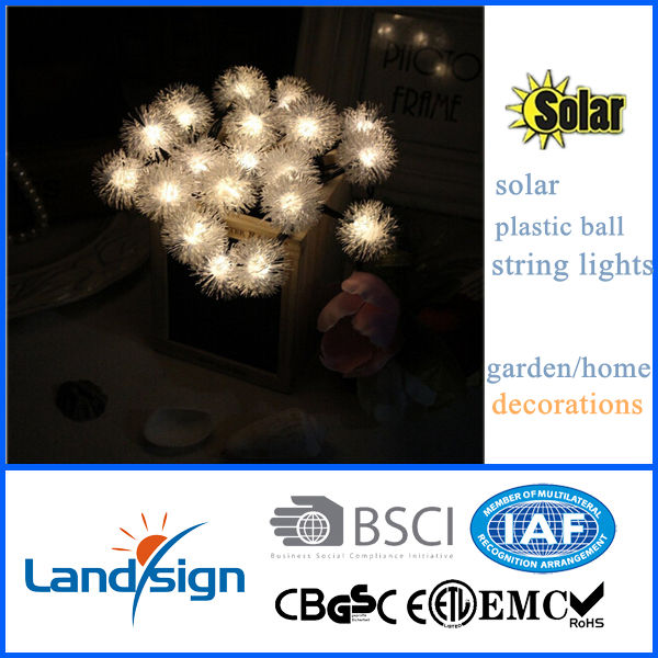 led light source for endoscopes XLTD--143 Solar Fairy Lights String Garden night outdoor Decoration