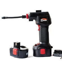 12V li-ion cordless air pump