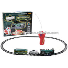Cheap Kids RC Racing Track with Train Head,Music,R/C Toys for Promotion