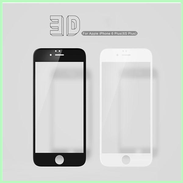 Guard Front Full body Cover Skin 3d screen protector for iphone 6s plus