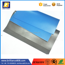 conductive silicone sponge/foam rubber sheet Volume resistivity 0.003 thin rubber sheet with EMI protection