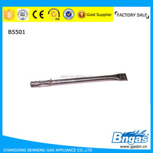 B5501 gas grill bbq /gas tube burner /stainless steel gas burners for bbq