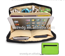Portable Electronics Accessories Travel Organizer