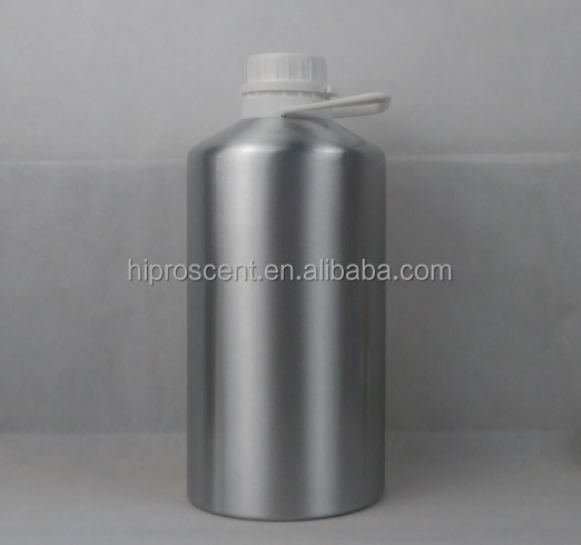 5000ml/5 liter/5L metallic aluminum/aluminium essential oil <strong>bottles</strong>
