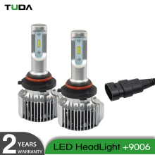 Wholesale Super Bright High Low Beam 6500k 8000lm Car 9005 9007 H1 H4 H7 12V 36W Led Headlight 9006