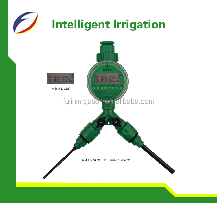 Wholesale Plastic Automatic Irrigation Drip System Smart Home Garden Water Timer