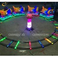 Direct Factory Cheap Sale Playground Children Games Park Amusement Kids Track Train for sale