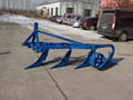 8 furrow 2 furrow plough for 80hp tractor