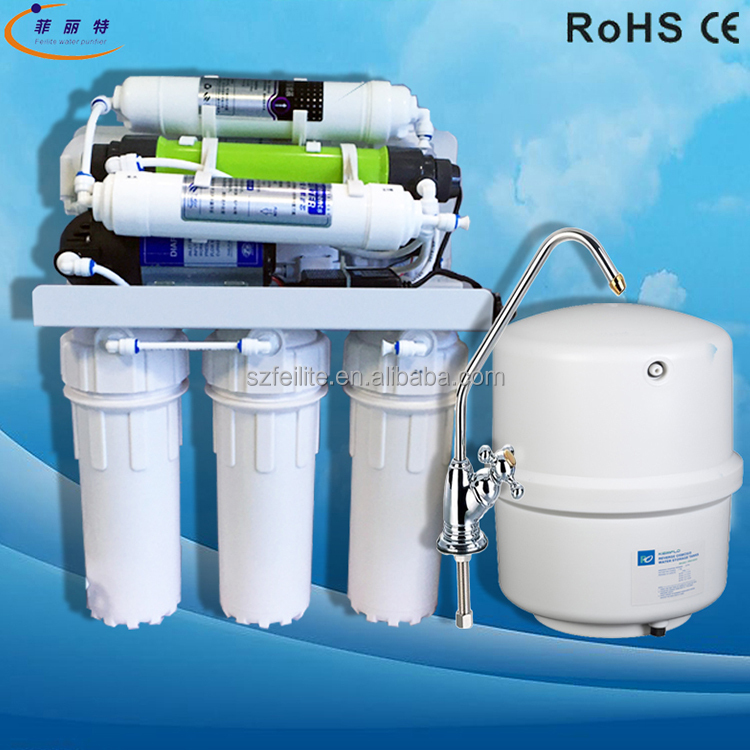 Reverse Osmosis Systems 7 Stage Ultra Violet In House Water Filters