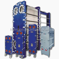 Stainless Steel or Titanium plate heat exchanger for pasteurized juice/milk/beer