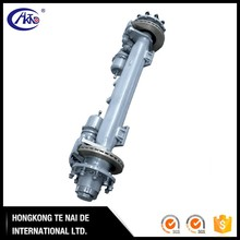 Fuwa Trailer Disc Brakes Axles