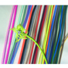 China manufacturer polyester round all colored elastic cord in all size