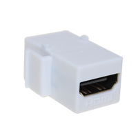 3D 1080P keystone jack degree 90 hdmi adaptor