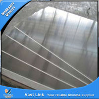 Third party inspected professional decoration aluminum alloy sheet made in China