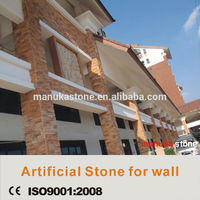 2015 hot quality exterior stone panel carving/ Hot wall stone