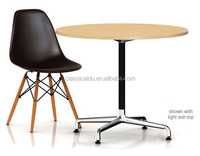 dining table and chair, round dining table, glass dining table CT-610