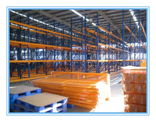 Professional warehouses quality logistic automatic racking systems with good