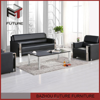 modern elegant leather l shaped sofa furniture design for young