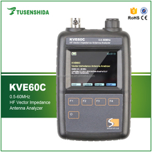Shortwave Antenna Analyzer KVE-60C SWR Meter for HF KVE 60C Analyzer