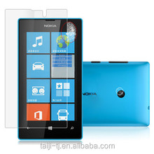 Crystal Clear Anti-Scratch PET Screen Protector For Nokia Lumia 520