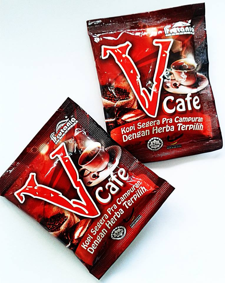V-Cafe Premix Coffee Powder