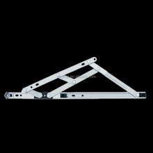 5Bar 2.5mm thickness all kinds of width square groove 201 and 304 stainless steel friction stay for top hung window hinge