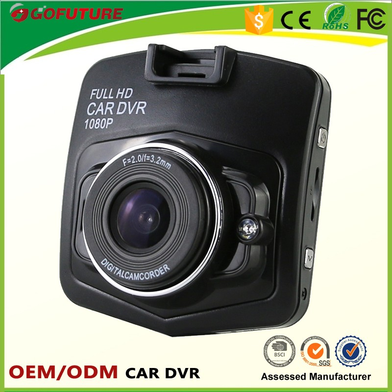Car Camera Mini Car DVR GT300 Dashcam 1920x1080 Full HD 1080p Video Registrator Recorder G-sensor