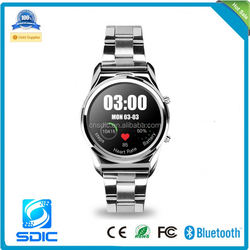 2014 Bluetooth Smart WristWatch Phone with Camera Touch Screen