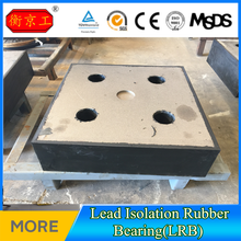 Seismic Isolation Lead Rubber Bearing