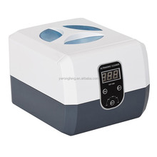 Professional Jewelry Razor blades Denture Combs Ultrasonic Cleaner 1.3L with Timer 110V 220V VGT-1200 with Heating