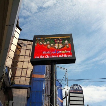 Advertising outdoor LED large screen display P10 portable outdoor LED signs