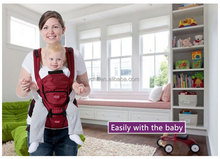 Wholesale breathable baby hip seat carrier baby hip seat