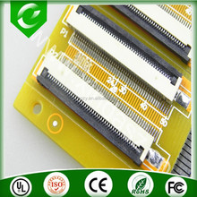 Stock board 0.5mm 45pin FFC FPC extend adaptor convertor board with 35mm length 25mm width