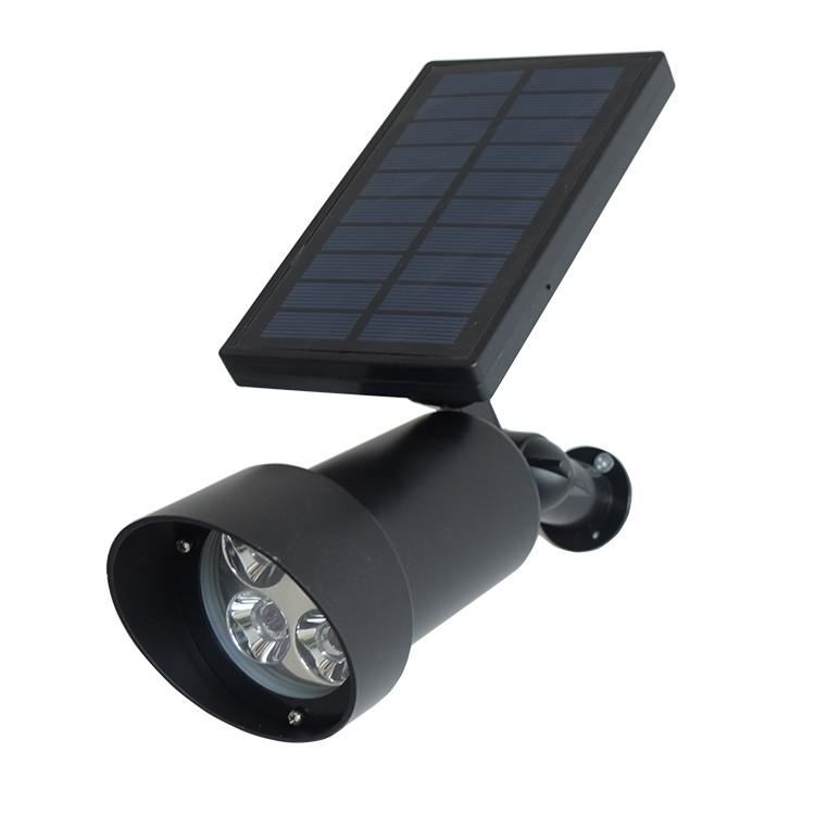 Wholesale Patented 2W 200 lumen outdoor solar garden LED solar ...