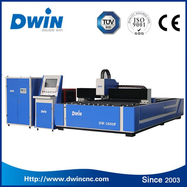 DW 1325 metal fiber laser cutting machine price for stainless steel carbon steel and aluminum