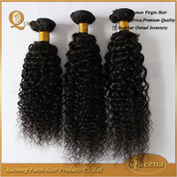 latest coming 6a jerry curl hair extension