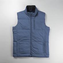100% polyester eco-friendly men vest for spring plus size vest for men