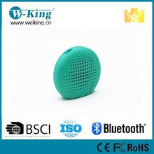 Top Quality Waterproof Mini Bluetooth Speaker, Portable Round Wireless Speaker Perfect Sound Stereo Music Surround Player