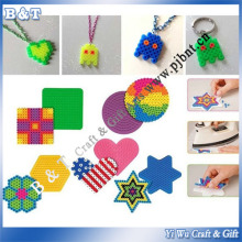 2014 Hot Sale DIY Educatinal Mini Hama Beads Perler Beads Ironing Beads Toy Set PBD007