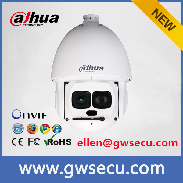 Dahua Digital PTZ DH-SD6AL240-HNI 40x optical zoom IP Auto Tracking PTZ Camera
