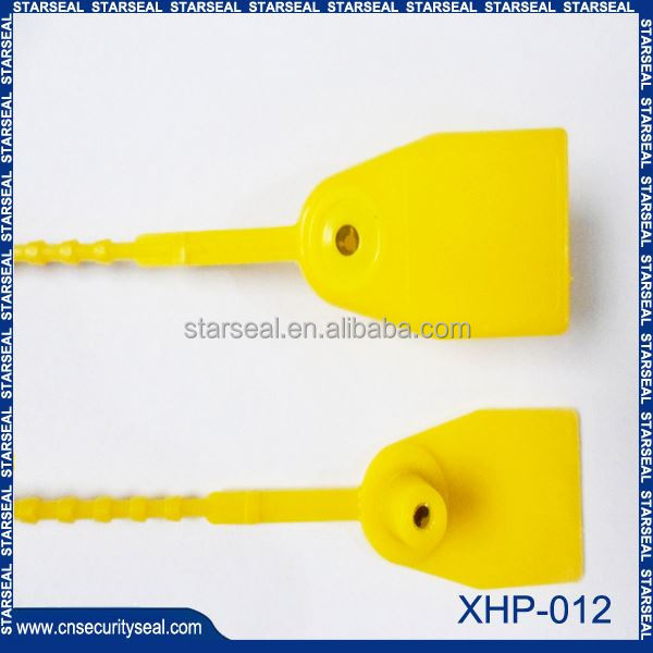 XHP-012 high quality plastic strap seal